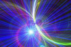 абстрактное космическое пространство иллюстрация вектора