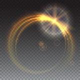 абстрактное кольцо предпосылки Стоковые Фото