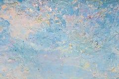абстрактное масло покрасило Стоковые Фотографии RF