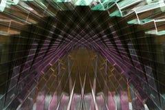 абстрактное металлическое Стоковые Изображения
