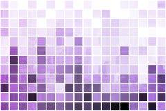 абстрактное минималист пурпуровое примитивное иллюстрация вектора