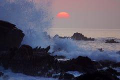 абстрактное море Стоковые Изображения