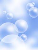 абстрактное мыло пузырей Стоковое Изображение RF