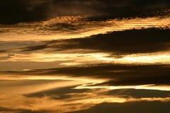 абстрактное небо Стоковое Изображение