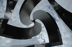 абстрактное небо Стоковые Изображения RF