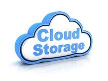 абстрактное облако Стоковые Изображения RF