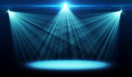 абстрактное освещение изображения согласия Стоковые Изображения RF