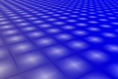 абстрактное освещение пола Стоковая Фотография RF