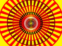 абстрактное отношение круга Стоковое Изображение RF
