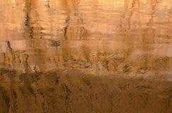 абстрактное отражение Стоковые Изображения RF