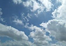 абстрактное пасмурное небо Стоковое Фото