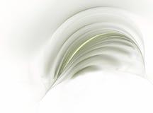 Абстрактное перо фрактали Стоковое Изображение RF