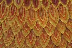 Абстрактное перо штукатурки Стоковые Фотографии RF