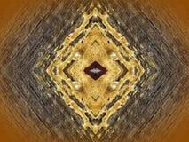 абстрактное покрашенное цветастое Стоковые Изображения