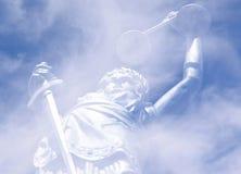 абстрактное правосудие Стоковое фото RF