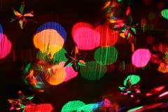 абстрактное праздничное Стоковое Изображение RF
