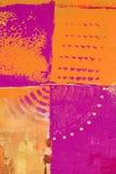абстрактное произведение искысства иллюстрация штока