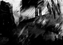 абстрактное промышленное Стоковые Изображения RF