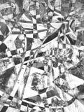 абстрактное просто Стоковая Фотография RF