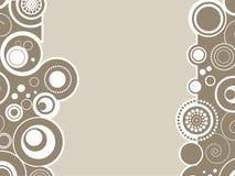 абстрактное ретро Стоковая Фотография RF