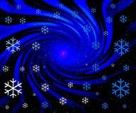 абстрактное рождество Стоковое Изображение RF