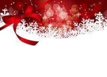 Абстрактное рождество красоты Стоковые Изображения RF