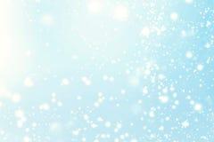 абстрактное рождество предпосылки Wi предпосылки праздника Defocused Стоковые Изображения