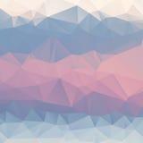 Абстрактное розовое, голубой, свет - голубая предпосылка иллюстрация вектора