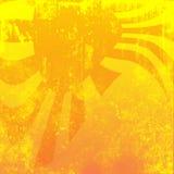 абстрактное солнце предпосылки Стоковое Фото