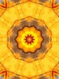 абстрактное солнце Стоковая Фотография