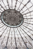 абстрактное стекло купола Стоковые Изображения