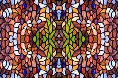 абстрактное стекло цвета предпосылки Стоковое Фото