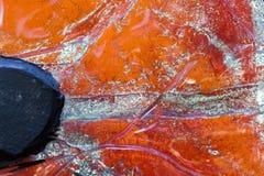 Абстрактное стекло Стоковые Фото