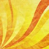 абстрактное текстурированное солнечное предпосылки Стоковое Фото