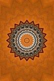 абстрактное украшение деревянное Стоковое Фото