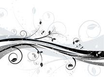 абстрактное флористическое Стоковое фото RF
