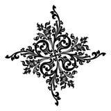 абстрактное флористическое Стоковые Фото