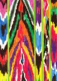 Абстрактное фоновое изображение акварели Стоковые Фото