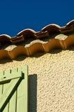 абстрактное французское gite Стоковое фото RF
