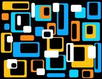 абстрактное цветастое геометрическое Бесплатная Иллюстрация