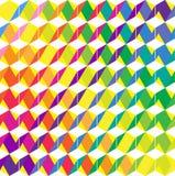 Абстрактное цветастое background-3 Стоковая Фотография RF