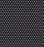 Абстрактное черно-белое колесо ветра, обои картины ветротурбины Стоковая Фотография
