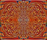 абстрактное яркое цветастое Стоковое фото RF