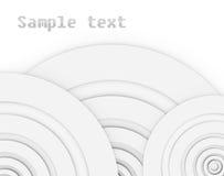 Абстрактное bacground с текстом образца Стоковое Фото