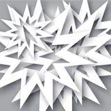Абстрактное backgraund снежинки Стоковые Фото