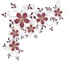 абстрактное backgroun флористическое бесплатная иллюстрация