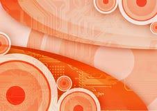 абстрактное backgroun Стоковая Фотография