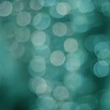 абстрактное bokeh сини предпосылки Стоковое Изображение RF
