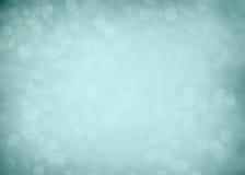 абстрактное bokeh сини предпосылки Стоковые Фото