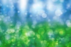 абстрактное bokeh цветастое Стоковые Фото